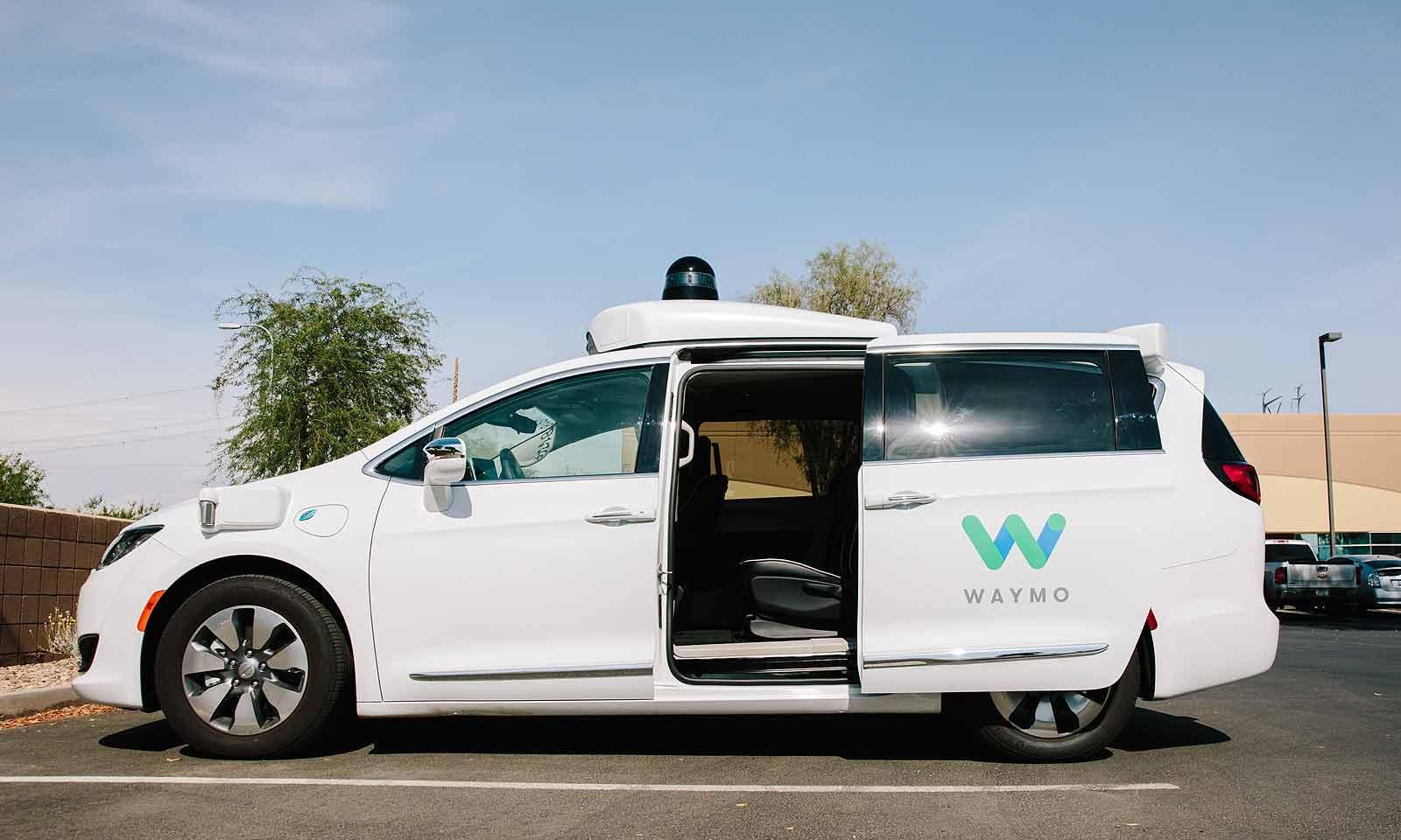 谷歌无人驾驶公司Waymo在沪建立中国子公司