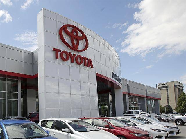 丰田四家子公司将组建合资公司 整合自动驾驶技术