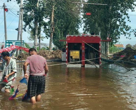 山东潍坊:全力救灾 尽早恢复生产生活