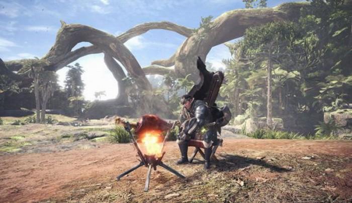 《怪物猎人:世界》是卡普空历史销量第一游戏