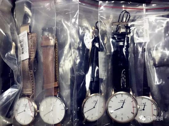 你买的DW手表、FOREO洁面仪可能来自这里