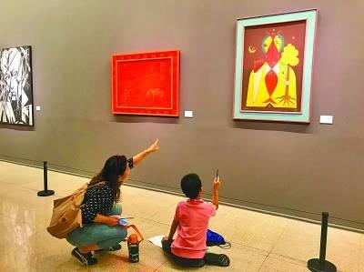 美术馆怎样与孩子更亲近