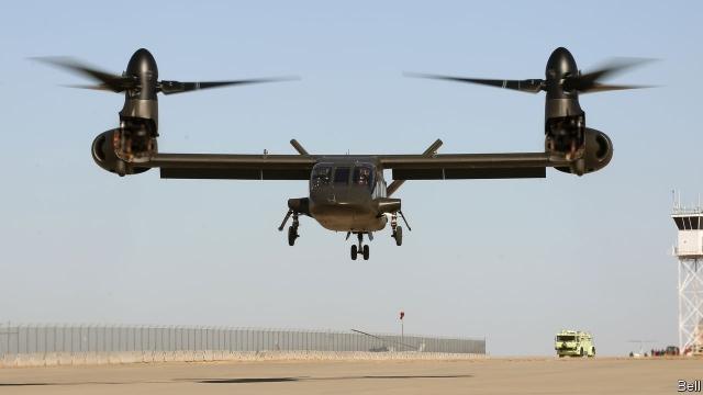 """无人机""""抢了不少工作"""" 未来直升机会变成什么样"""