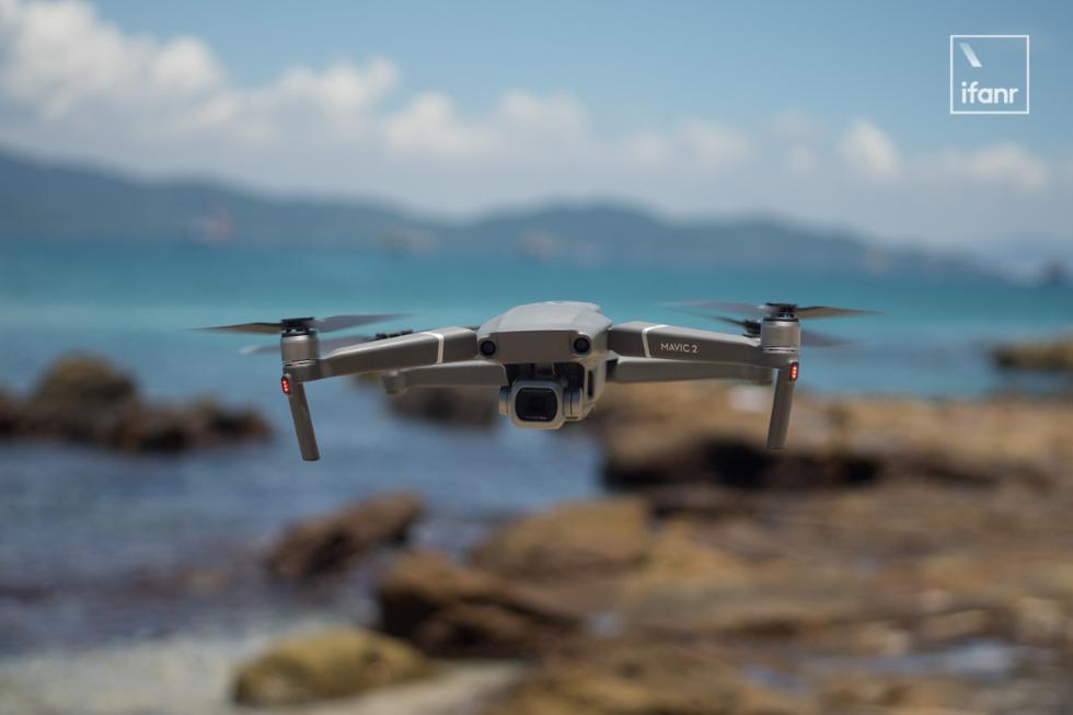 大疆 Mavic 2 无人机上手,让人折服的不仅是第 9 个摄像头