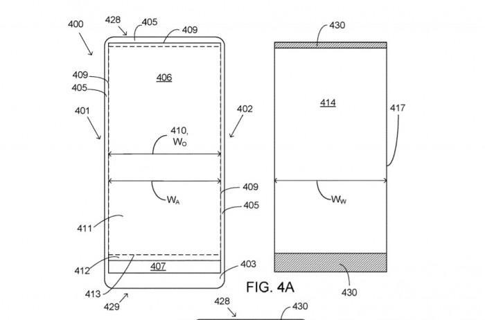 微软新专利:让电子设备摆脱边框束缚