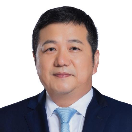 俞江林_无限极全球行政总裁