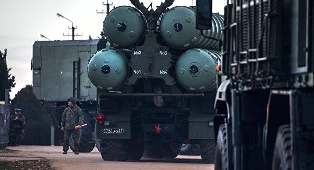 俄军提前接装又一个团的S-400防空导弹系统
