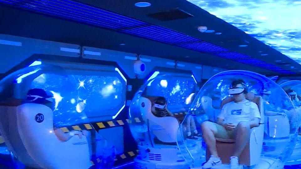 中国VR电影正在革命:360度VR电影院将崛起