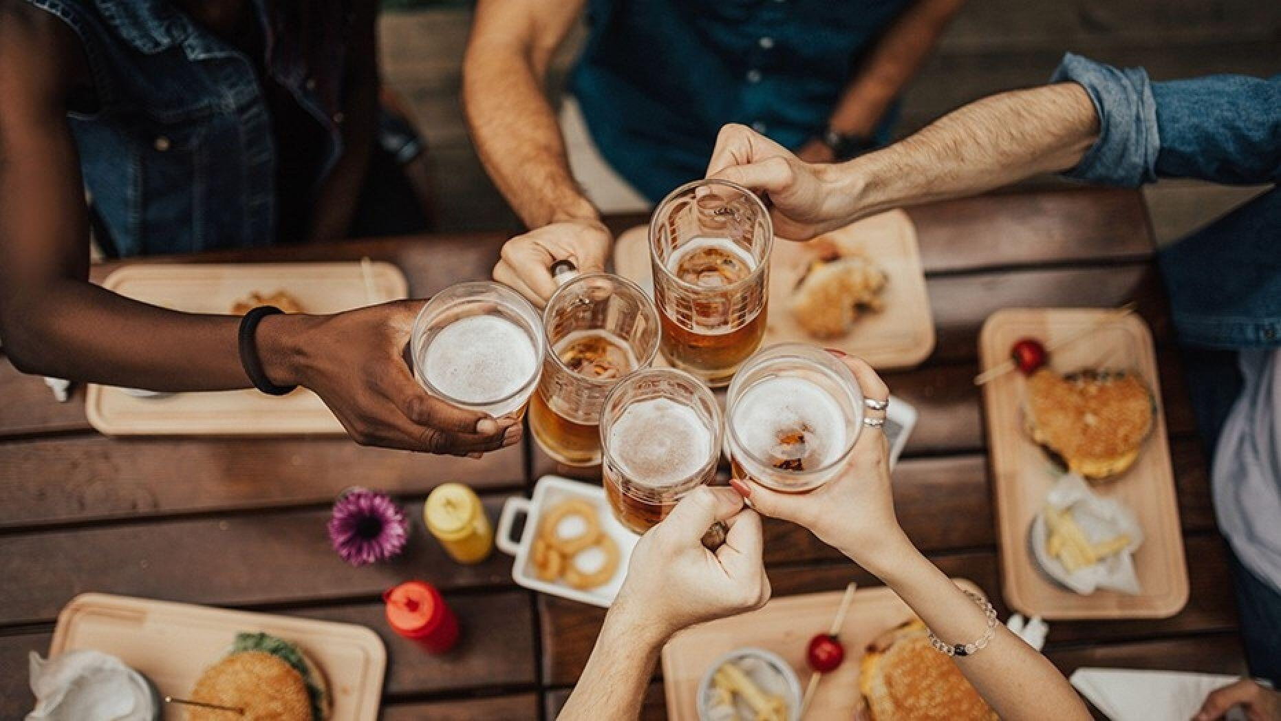 饮酒多少才健康? 美科学家给出答案:滴酒不沾