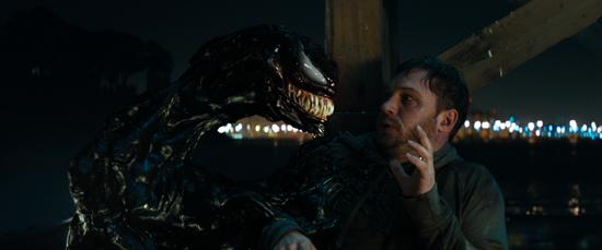 """汤姆·哈迪将一口气出演三部""""毒液""""系列电影"""