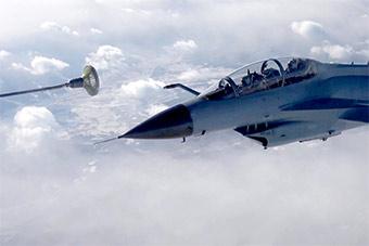 逼真战场环境下练出一流空军
