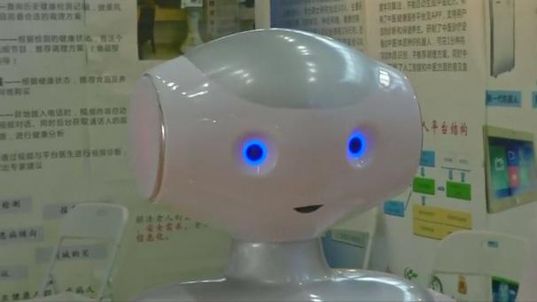 外媒:中国引入人工智能技术优化居家养老服务