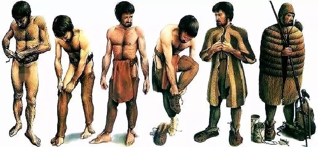男士内裤进化简史