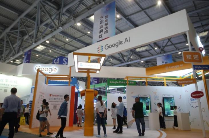 未来的发展中 谷歌离不开AI和机器学习