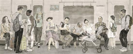 画家画说改革开放 张弘:我在广州亲历的改革开放