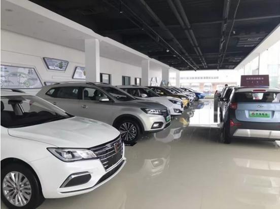 中海电动:2018年,该换一辆新能源汽车了!