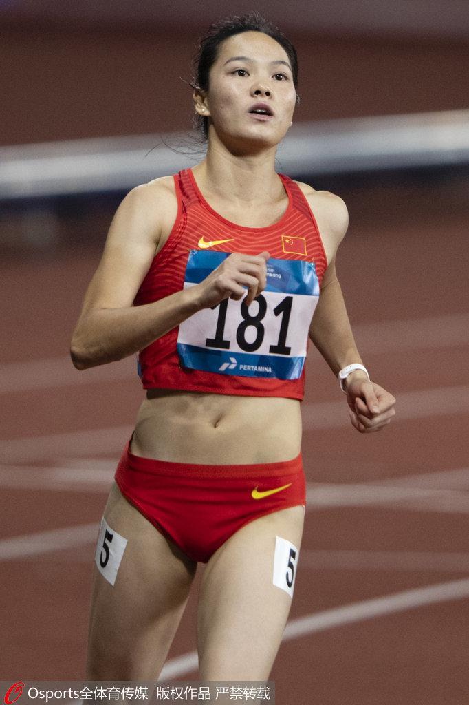 男子200米别舸惊险晋级 女子韦永丽孔令微过关