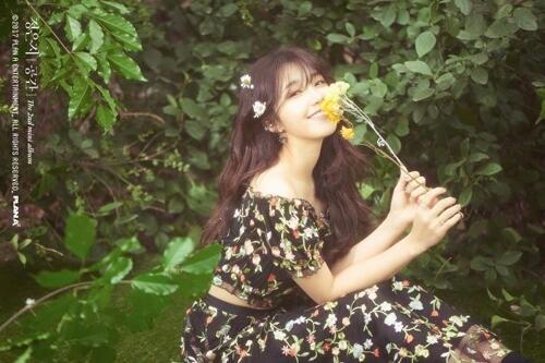 韩女团Apink成员郑恩地10月将发行个人专辑