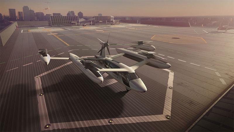 日本组建财团做飞行汽车研发 波音空客位列其中