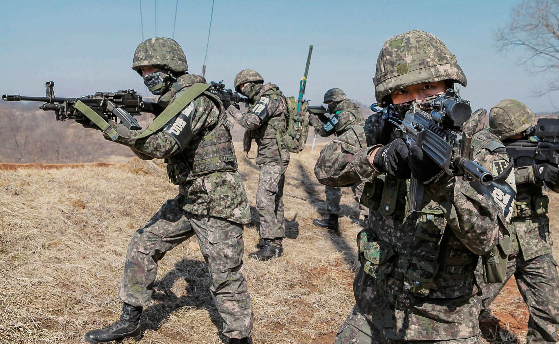韩媒:韩国增加2019年国防预算 创11年来最高