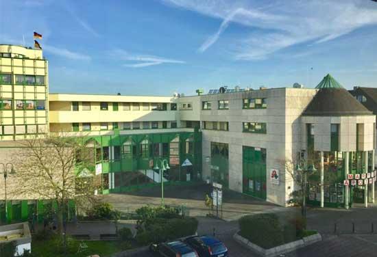 德国法兰克福--迪岑巴赫 《生命之源》医疗体检中心