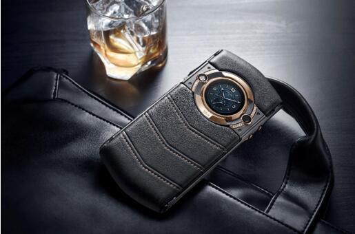 有腕表有钻石还有皮革手机M5