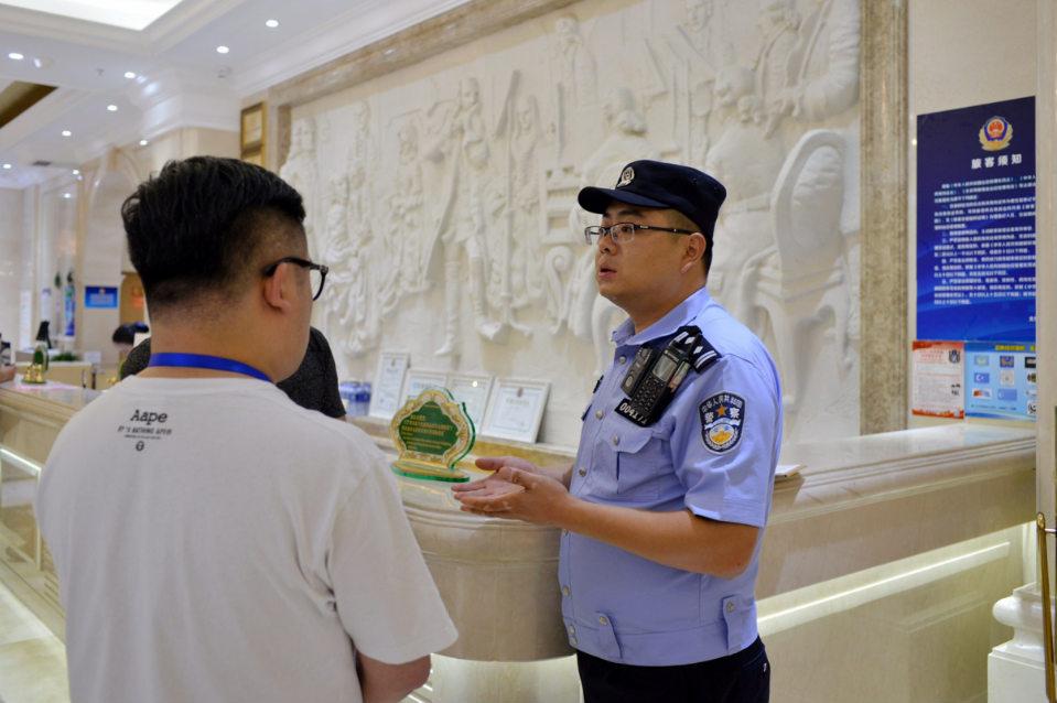 住宿旅客未进行登记 宾馆被罚10万元
