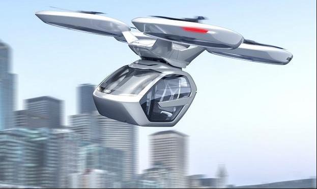 日本研发飞行汽车 优步空客等20家企业参与