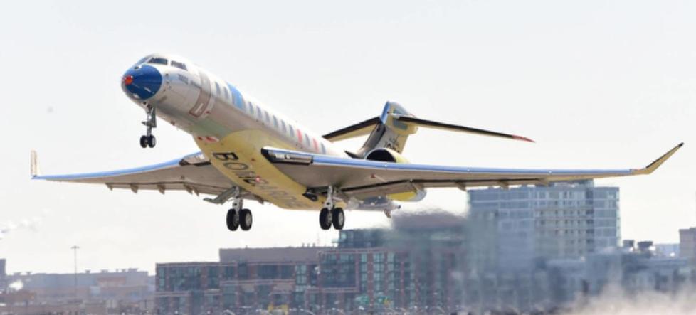 庞巴迪公司完成公务机环球7500试飞