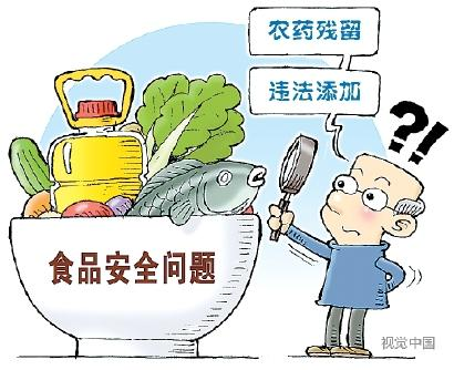 沪创新食品安全快速检测技术:20分钟可知蔬菜农药残留量