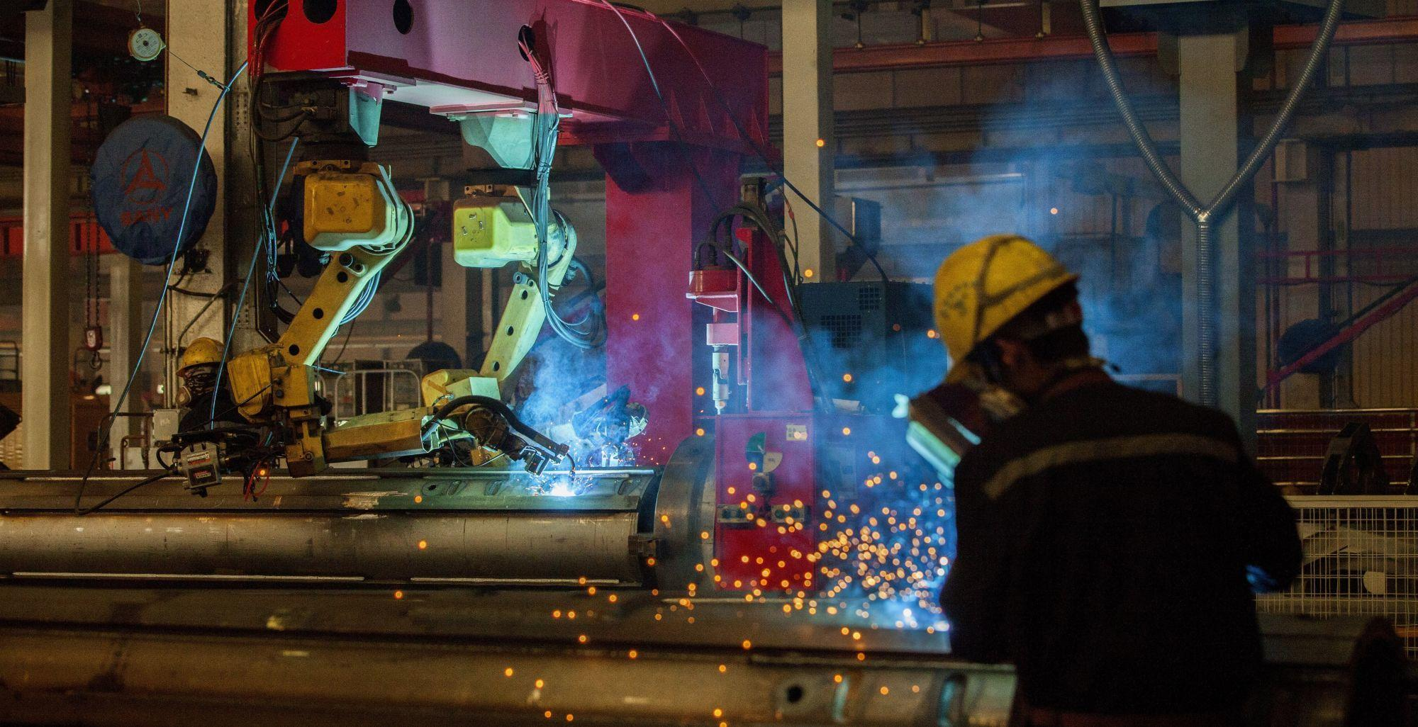 华尔街日报探秘三一工厂:这会是中国工业的未来吗