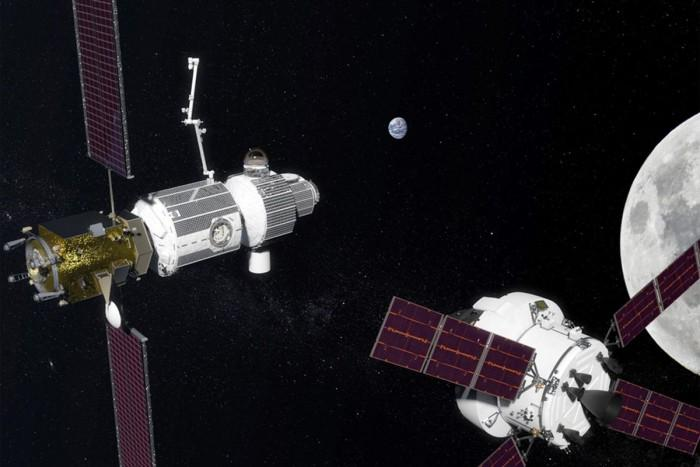 NASA或最快在十年左右后将人类送上月球表面