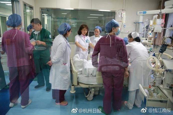 余杭31岁产妇突发羊水栓塞,几十名医生合力跑赢死神!但后来,医生却伤心了