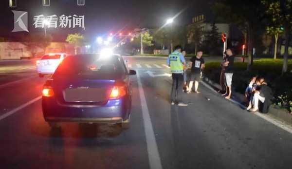 女子酒驾追尾嫌私了价格高 报警举报自己:宁可坐监
