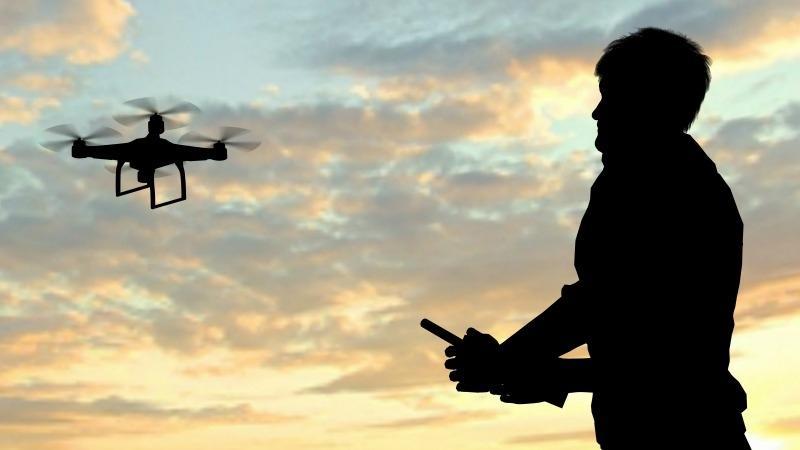 印度无人机新规将开始实施 外籍人员禁飞无人机