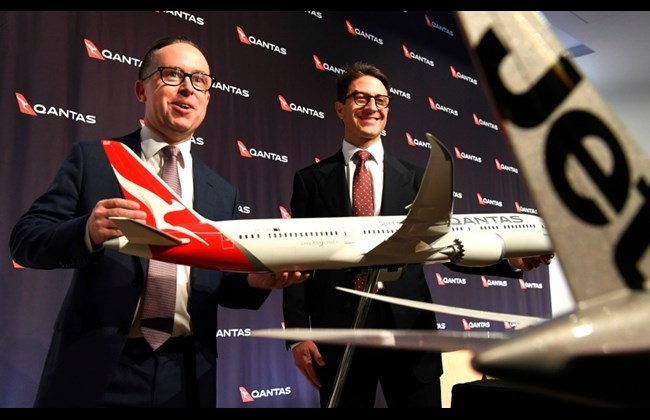 澳航推史上最长航线:20小时直飞配卧铺和健身房