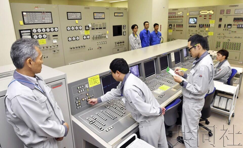 """日本""""文殊""""快中子反应堆启动乏燃料取出作业"""