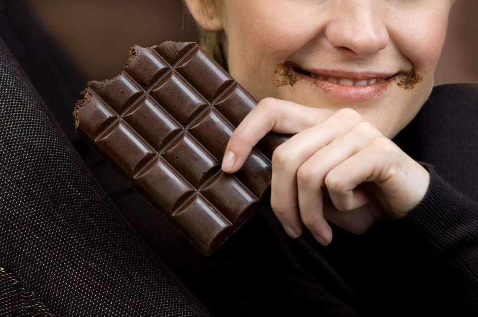 研究:每月吃三块巧克力可降低心脏病风险