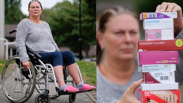 英国女子患罕见水过敏症 一年只能洗两次澡