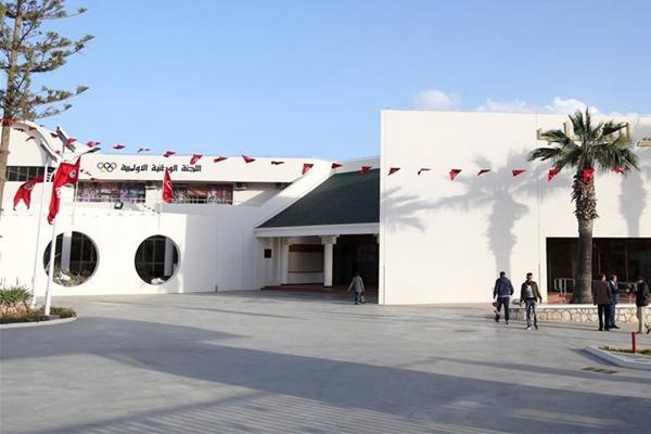 突尼斯芒扎青体中心的中国故事