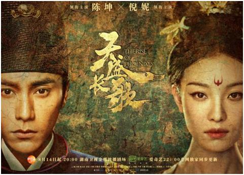 平安彩票pa5.comIP剧再出海 Netflix将于9月播放《天盛长歌》