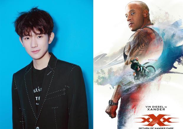 《极限特工4》宣布TFBOYS王源加盟 出演主角团之一