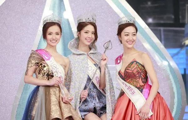 2018香港小姐冠军长这样...