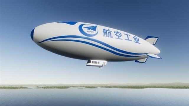 国产3500立方米载人飞艇预计2020年首飞