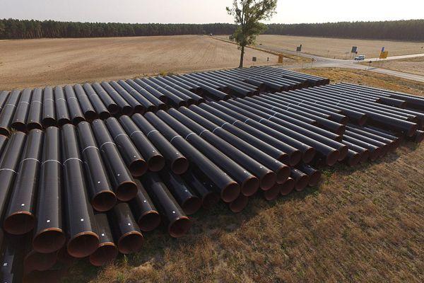 德国与俄罗斯新天然气输送管道即将开工建设