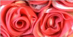 教你做与众不同的玫瑰花千层卷