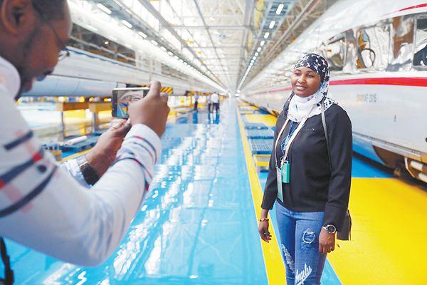 美媒:中国在非洲大陆创造就业
