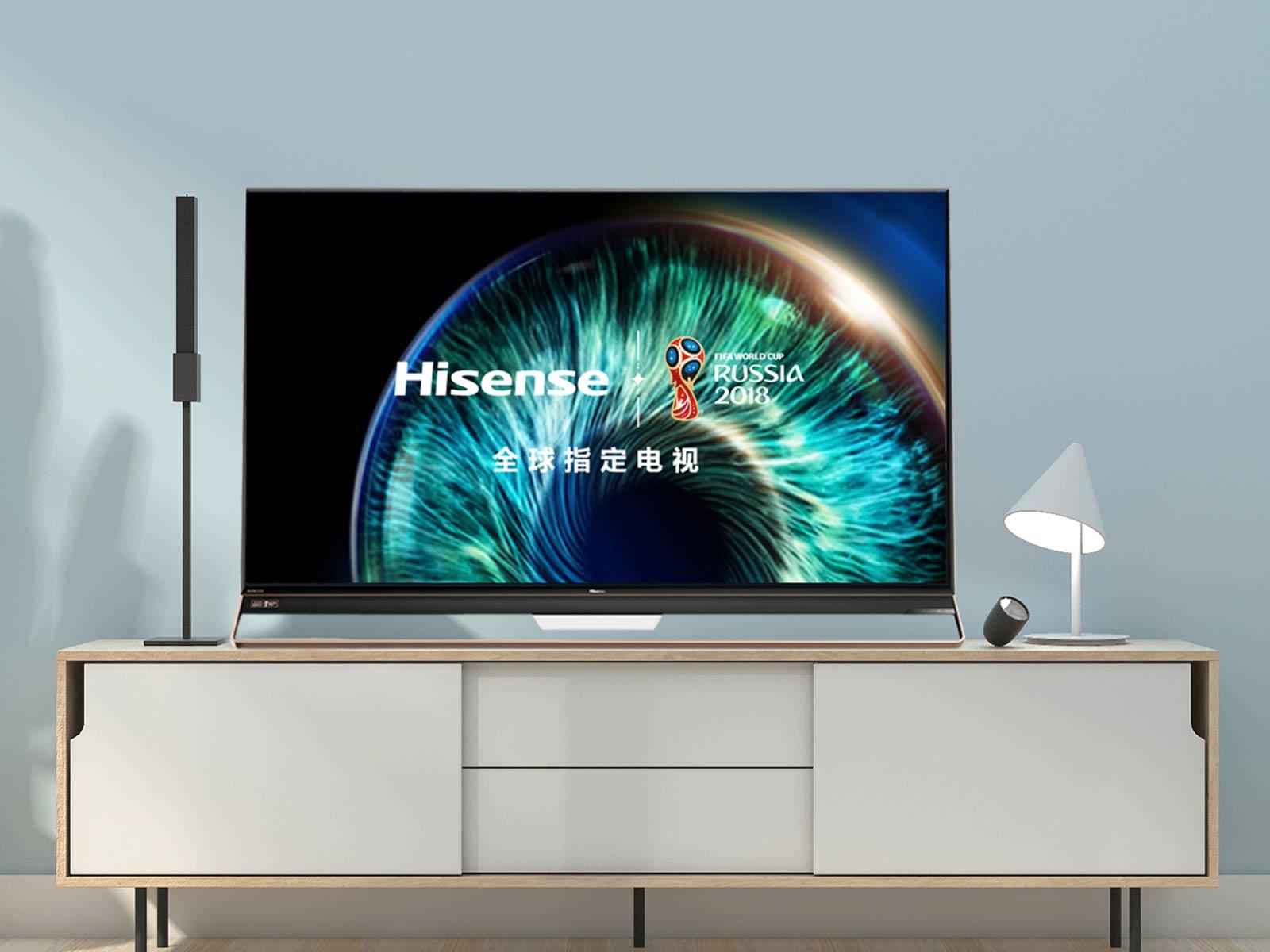 激光电视拉动,海信出货尺寸蝉联全球第一