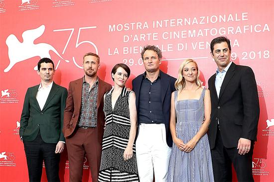 《登月第一人》威尼斯电影节 烂番茄新鲜度92%