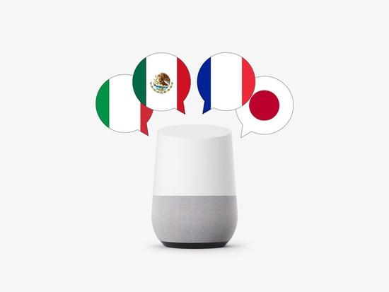 谷歌智能助理能同时听懂两种语言 超过同类产品
